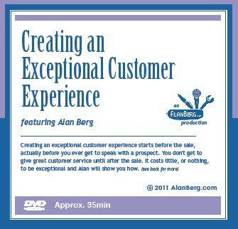 Creatingexceptionexperience