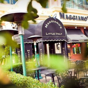 Maggiano's Little Italy  front view