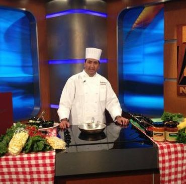 Maggiano's Little Italy chef