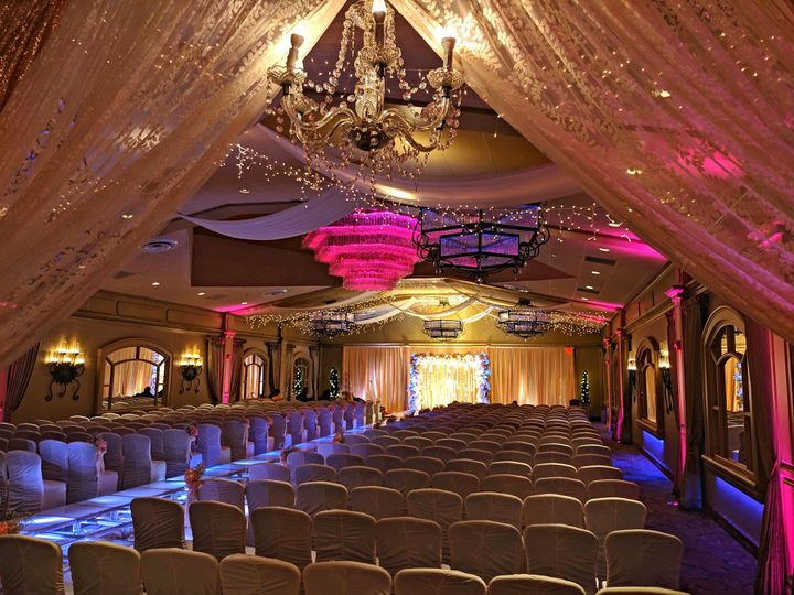Tmx Starlight Room Ceremony Side Shot With Curtains 51 11620 1568226030 Woodbury, New York wedding venue