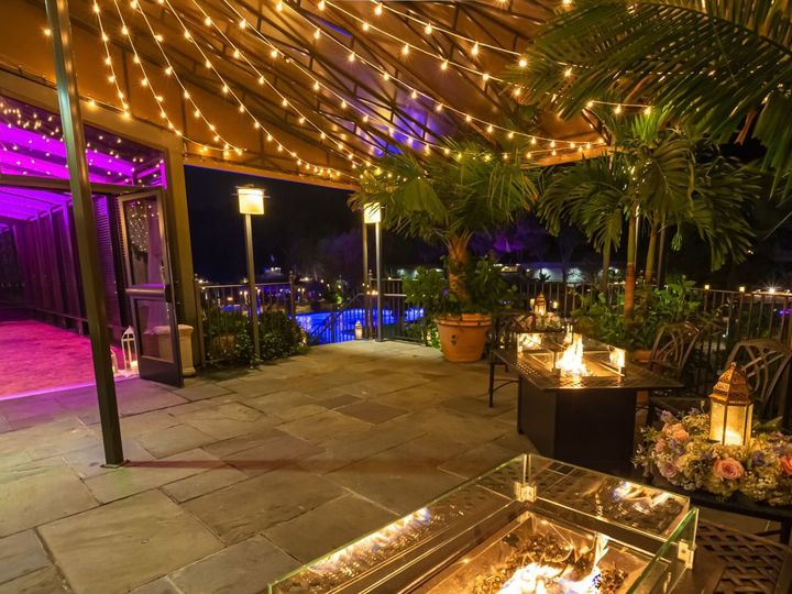 Tmx Starlight Room Patio At Night 51 11620 158395967231976 Woodbury, New York wedding venue