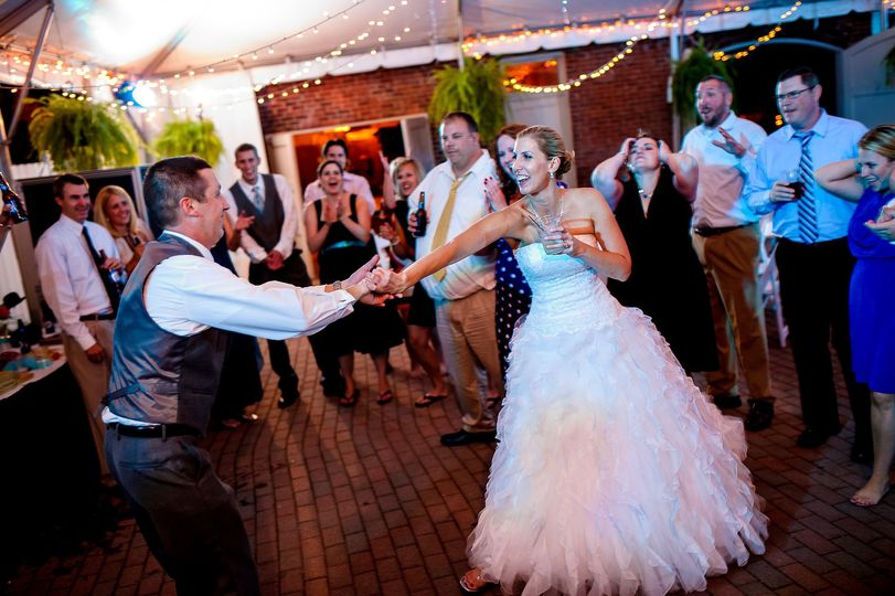 Wedding at Taylor Mansion on Broad Street