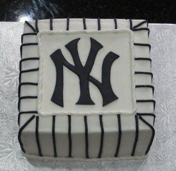 YankeesBirthdaycake