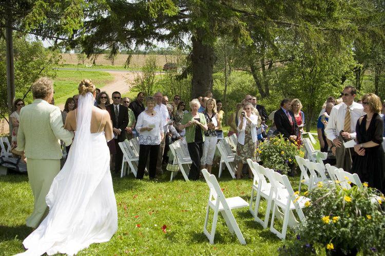 Trillium Creek Wedding and Event Barn