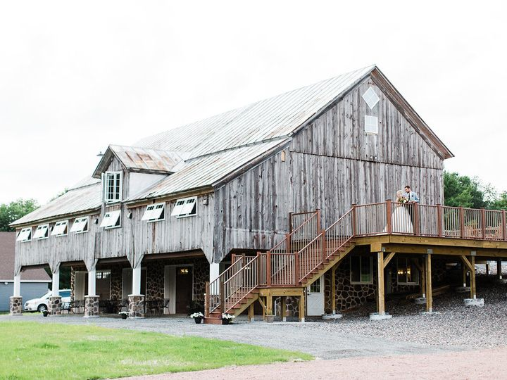 Barn exterior view