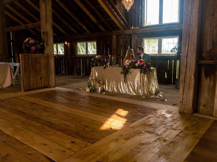 Tmx 1501550605583 Head Table Bride And Groom Athens, WI wedding venue