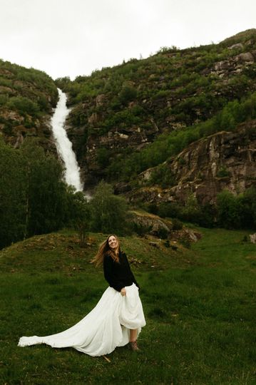 Norway Adventurous Bridals