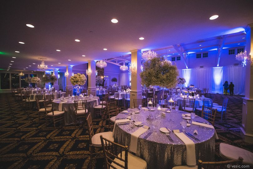 wedding decorations charlotte nc national golf club venue mooresville 9090