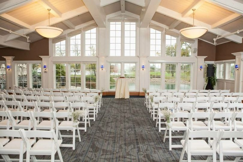 Indoor Ceremony Option