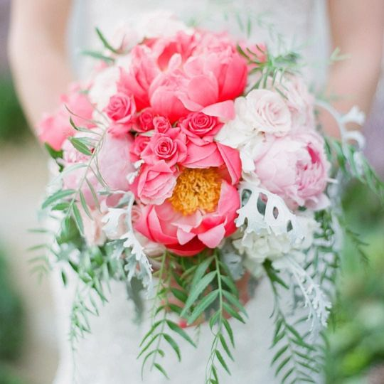 Camellia Wedding Flowers