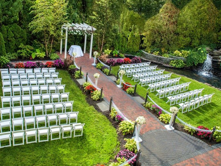 Tmx 1426617214959 Garden Terrace Chapel Woodbury, NY wedding venue
