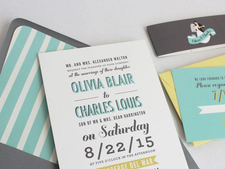 Tmx 1353952852251 POSTERTYPEweddinginvitation Santa Clara wedding invitation