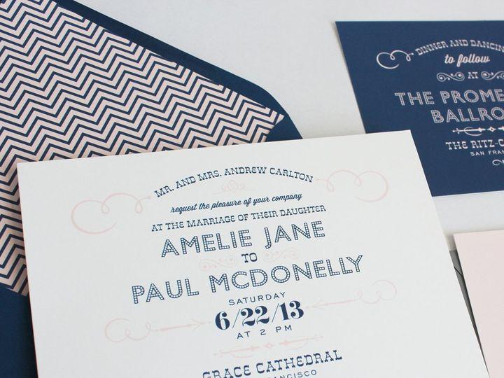 Tmx 1353952861298 ROMANCETYPEweddinginvitation2 Santa Clara wedding invitation
