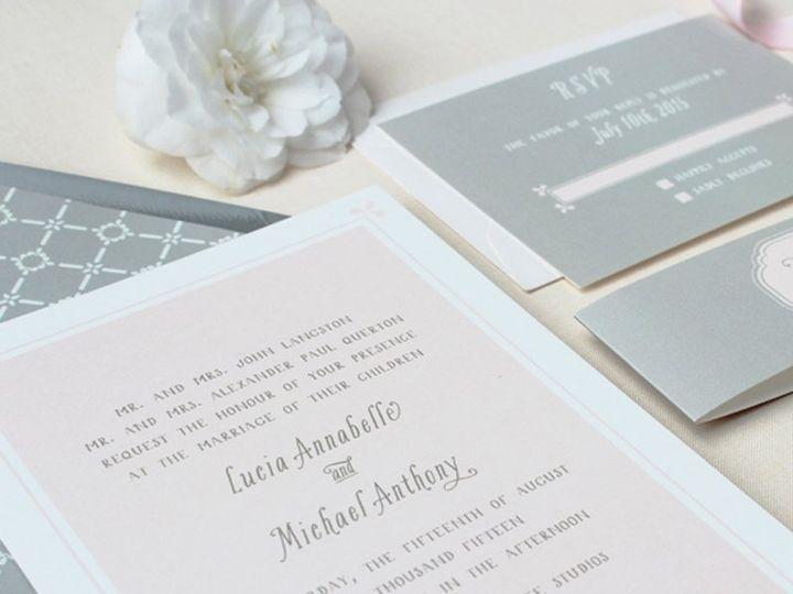 Tmx 1353952885741 SWEETSTORYweddinginvitation Santa Clara wedding invitation