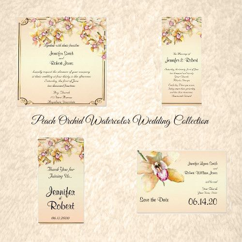 800x800 1450369151636 peach orchid watercolor wedding collection