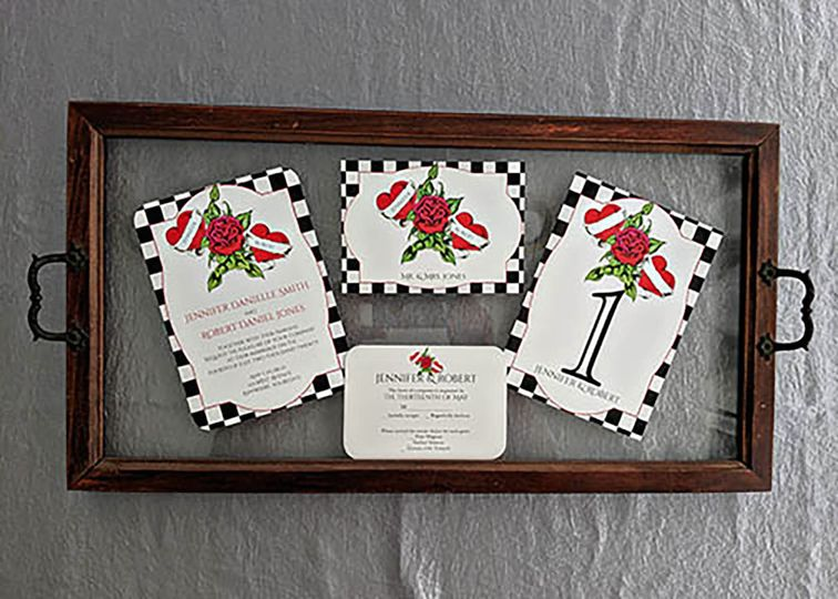 Noteable Invitations - Wedding