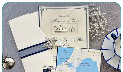 Noteable Wedding Invitations