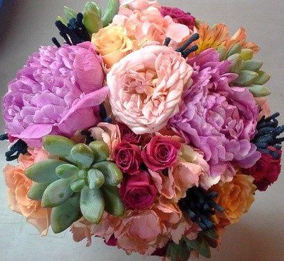 bridal bouquet4