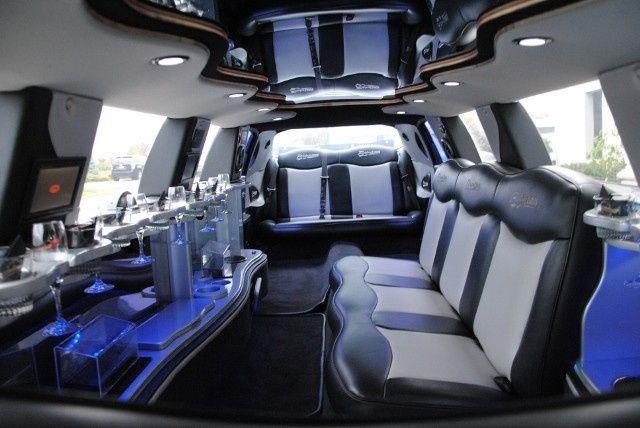 10 Passenger Monte Carlo Stretch Limousine - Interior #1