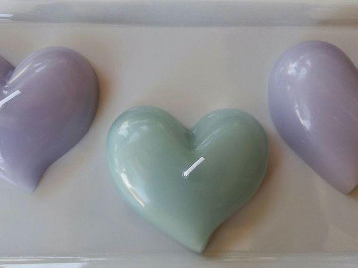 Tmx 1473601979207 Mtc Hearts Aqua  Lavender Miami wedding eventproduction