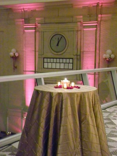 UniqueEventsAndDecor for all your chair cover rentals. We service PA, NJ and DE. Don't settle for...