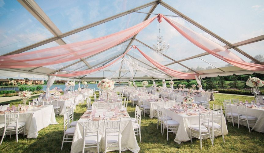 WEDDING RENTALS – TENTING, TAB
