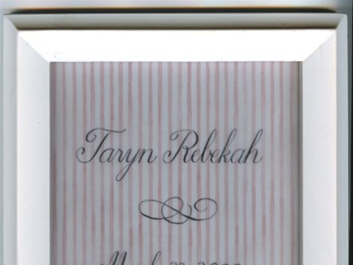 Tmx 1192071437296 Taryn Winfield wedding invitation
