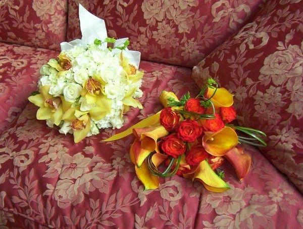 Bouquet samples