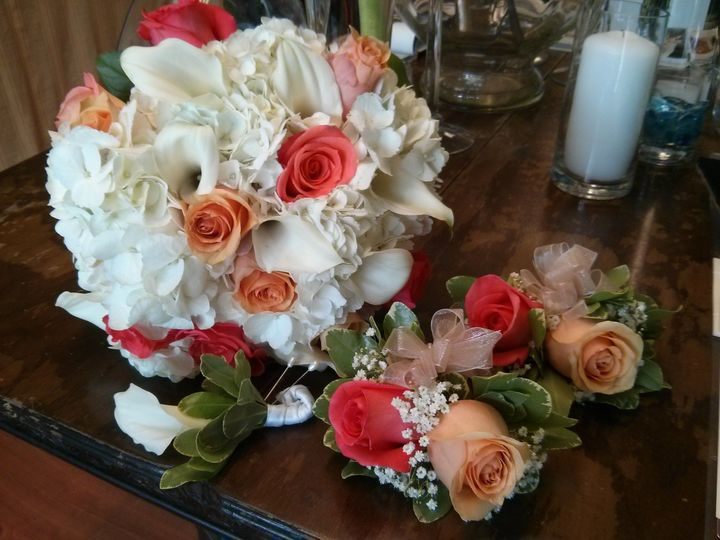 Tmx 1400162741662 Coral And Whit Westbury, New York wedding florist