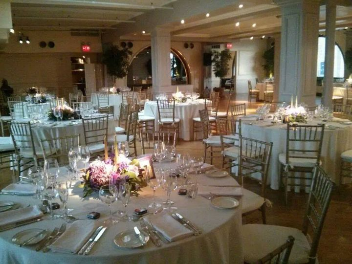 Tmx 1415293757549 Purple Lavender Centerpieces Manhattan Penthouse   Westbury, New York wedding florist