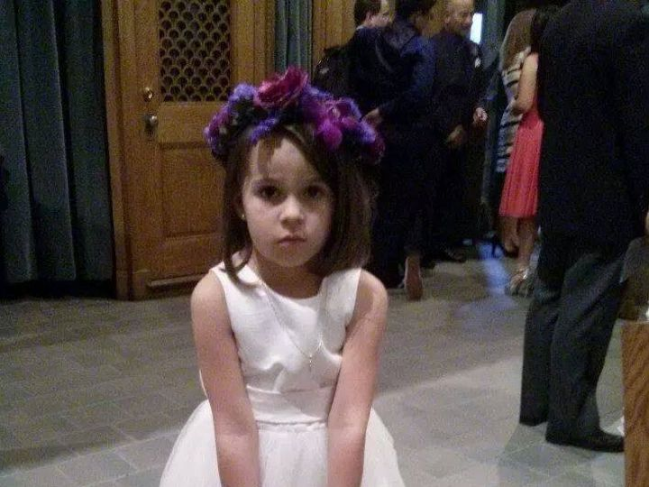 Tmx 1415293773283 Purple Lavender Flower Girl Tiara And Basket   Cop Westbury, New York wedding florist