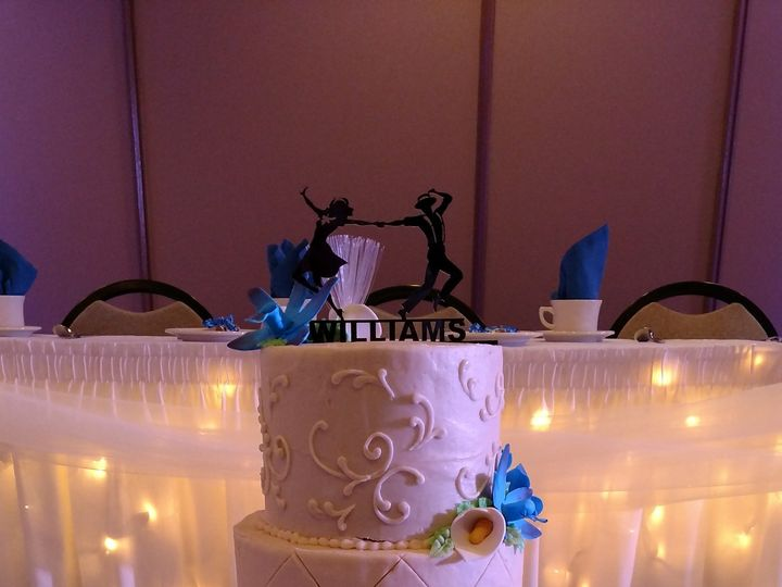 Tmx 1481135326195 Img20160910150002059 Rochester wedding cake