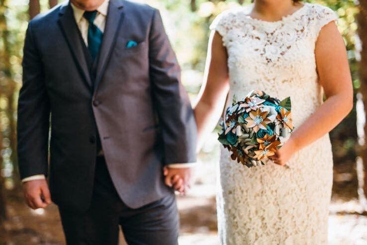 Newlyweds (c) Thomas Wrench Photography