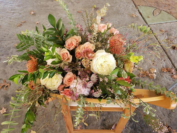 Bespoke Autumn Bouquet