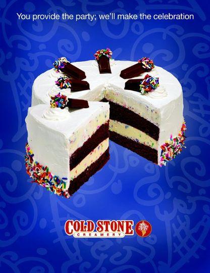 Cake Batter Confetti - Moist Red Velvet Cake, Cake Batter Ice Cream, & Rainbow Sprinkles wrapped in...