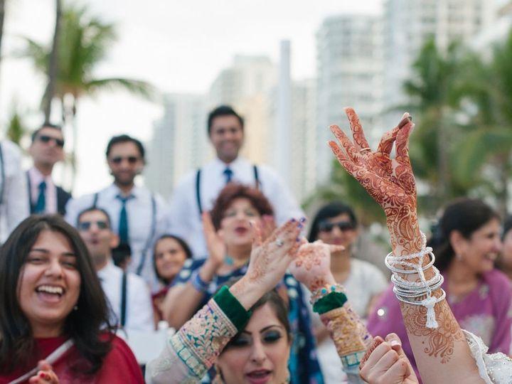 Tmx 1447186625718 Newportbeachsunnyislesfloridaindianwedding36.0 North Miami Beach wedding venue
