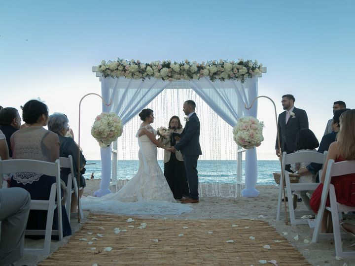 Tmx 1519756716 B62ab2d12bb8ef93 1519756714 14be00d522215012 1519756712535 8 Johnny   Preceremo North Miami Beach wedding venue