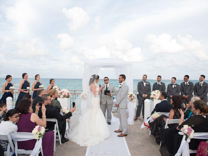 Tmx 1520877482 823a30b8ac4ad229 1520877480 A7b5016f6f06959c 1520877480281 2 Ceremony  219  North Miami Beach wedding venue