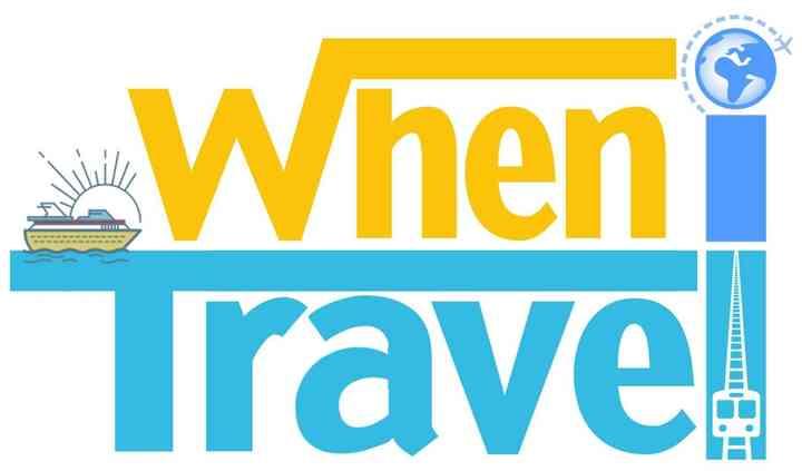 When I Travel