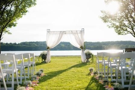 Tmx 1420736684775 Cream Arch 1 Canastota, NY wedding florist