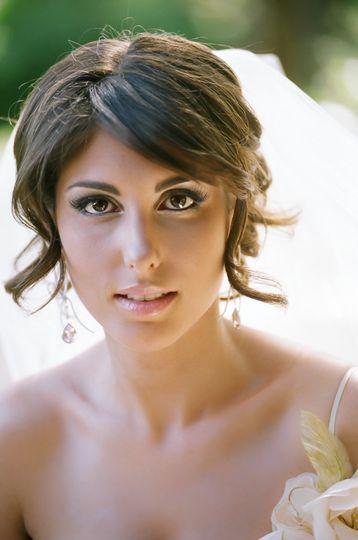 Bridal portrait Richard Wood Photo