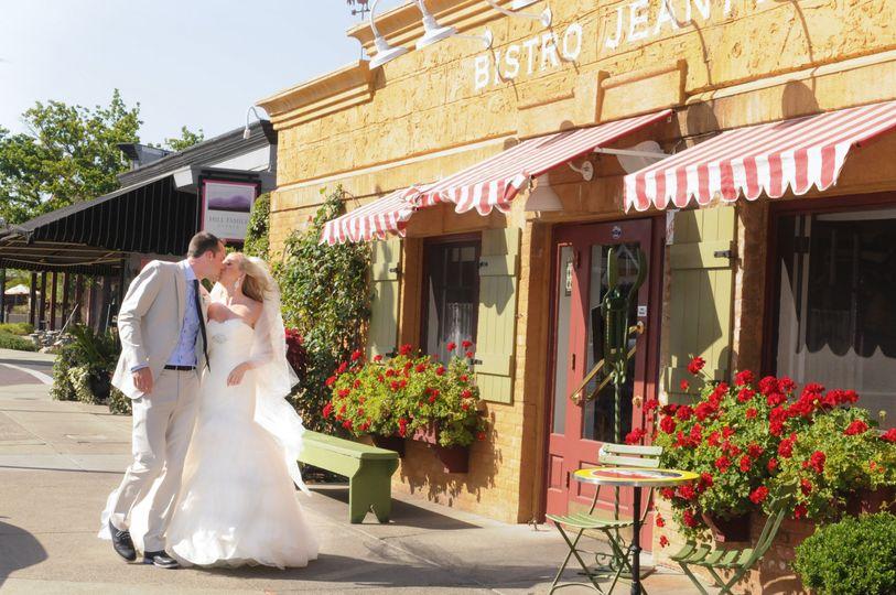 Bistro wedding Richard Wood Photo