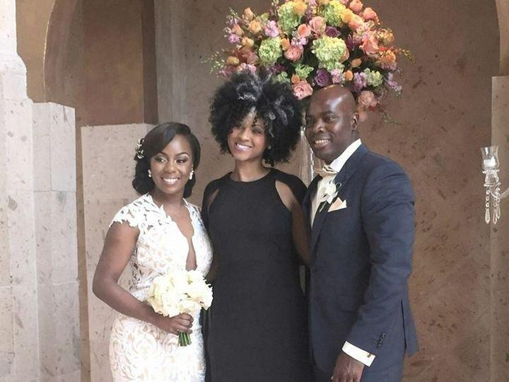 Tmx 1495992408861 Marnita Michael Wedding 5 27 17.23 Missouri City, Texas wedding officiant