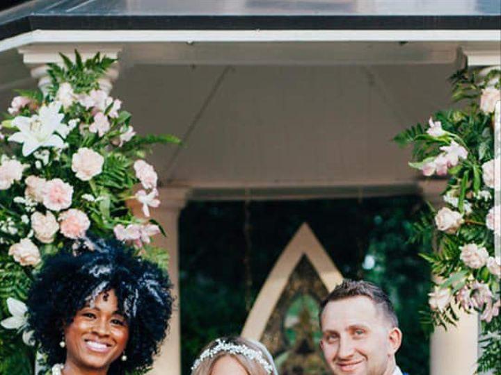 Tmx Cink Wedding8 51 951820 Missouri City, Texas wedding officiant
