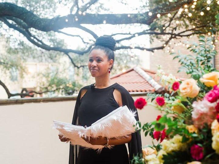 Tmx Me At Wedding 51 951820 Missouri City, Texas wedding officiant