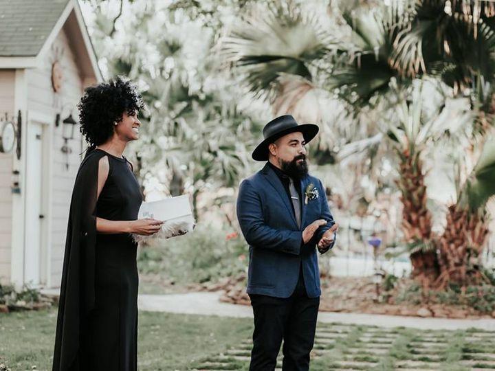 Tmx Tovar Wedding4 51 951820 Missouri City, Texas wedding officiant