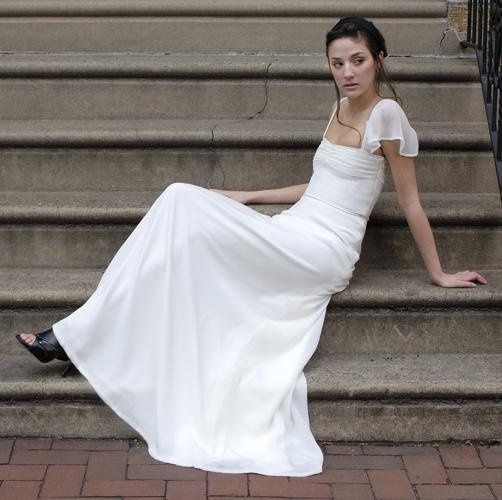 Punk Rock Bride Dress Attire Washington Dc Weddingwire