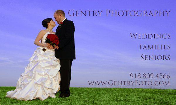 Tmx 1203990459072 2007businesscardcopy Tulsa wedding photography
