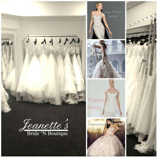 89e7e30b89e4 Jeanette's Bride 'N Boutique - Dress & Attire - Manassas, VA ...
