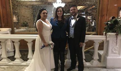 Wedding Officiant Sheryl 1